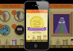 ChoreMonster is a rewards app that actually works because it feels more like a game than a chore.