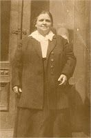 Annie Moore, the first Ellis Island immigrant
