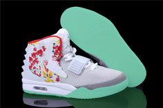 check out 51eea 738fa Buy Nike Air Yeezy 2 Givenchy By Mache Customs White Cheap To Buy from  Reliable Nike Air Yeezy 2 Givenchy By Mache Customs White Cheap To Buy  suppliers.