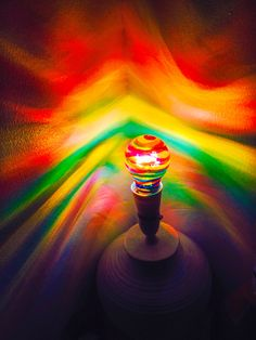 Wonderful Painted Light Bulbs, Sparkle Photo