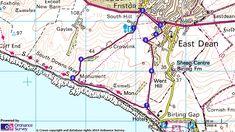 East Dean / Birling Gap Walk