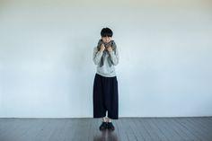 catalogue / evam eva|kondo knit co.,ltd