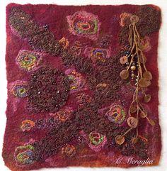 Aventures Textiles: Incrustations