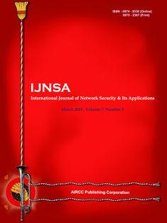 The International Journal of Network Security & Its Applications (IJNSA) is a bi monthly open access peer-reviewed journal that publishes articles which contribute new results in all areas of the computer Network Security & its applications. The journal focuses on all technical and practical aspects of security and its applications for wired and wireless networks. http://airccse.org/journal/ijnsa.html