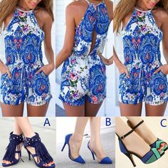 Which shoes do you like best?  Find More: http://www.imaddictedtoyou.com