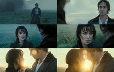 """""""The film is completely circular. You start and end with the sunrise.""""  - Joe Wright, Director"""