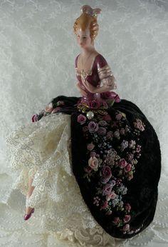 Pincushion doll