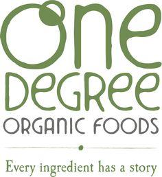 One Degree Organic Food Logo Healthy benefits of an organic garden farmersme.com