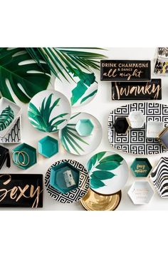 Crushing on this new collections of plates + dishes @ Nordstrom!