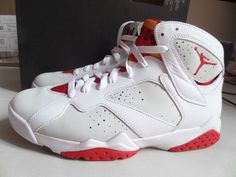 bd37fe5ec276 100% Auth Nike Air Jordan VII 7 Retro Hare Bugs Bunny sz 9  304775-125 .  2day.Cheap · Men s Shoes
