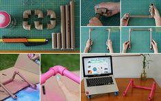 Qué hacer con tubos de plástico