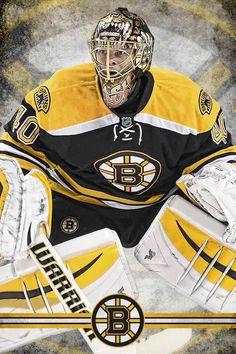 40 TUUKKA RASK Ice Hockey Teams, Hockey Players, Sports Trophies, Boston Bruins Hockey, Sport 2, New Star, National Hockey League