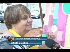 Pintando e desenhando em Formiga PINTURA AO VIVO - 21-09-2012] Painting and drawing  in Formiga - MG - Brazil