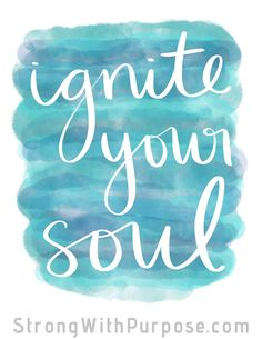 Ignite your soul. Watercolor art with inspirational quotes. your soul. Watercolor art with inspirational quotes. Post Quotes, Motivational Quotes For Life, Good Life Quotes, Wisdom Quotes, Positive Quotes, Quotes To Live By, Inspirational Quotes, Deep Quotes, Success Quotes