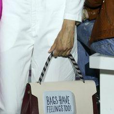 Anya Hindmarch Spring 2015 runway handbags