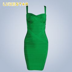 Check out this product on Alibaba.com App:sexy mature women party emerald green spaghetti strap bandage dress https://m.alibaba.com/juMbQr