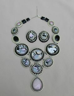 Black Picasso. Picasso Collection. Made by Roxana Bacila. Fb: Beadwork by Roxana Bacila