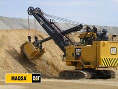 Electric Rope Shovels for Mining Caterpillar continues to improve the design and technology of electric rope shovels to deliver maximum productivity and cost effectiveness.
