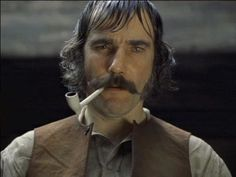 Bill 'The Butcher' Cutting – Gangs of New York. – Daniel Day Lewis (an English actor, born 29 April 1957).