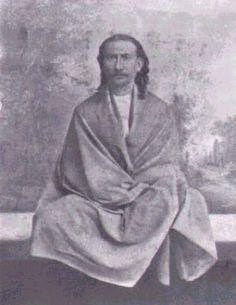 Sri Yukteswar, Yogananda's Guru, as a young man.