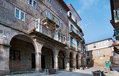 11 pueblos de Galicia que son bonitos a rabiar Costa, Places To Visit, Portugal, Vernacular Architecture, Historia, Greenery, Spain, Places Worth Visiting