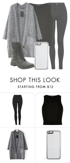 """Outfit #1234"" by sofiaabaarona1998 on Polyvore featuring moda, Topshop, River Island, women's clothing, women's fashion, women, female, woman, misses y juniors"