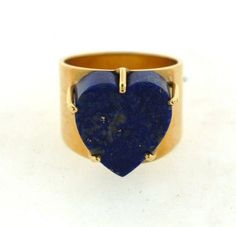 Cartier lapis ring