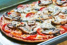 south beach diet pizza...