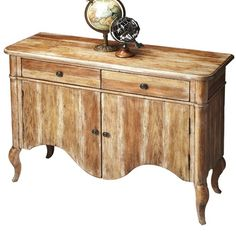 I pinned this Butler Bennington Side Chest from the Style Study: Vintage Barn event at Joss and Main!