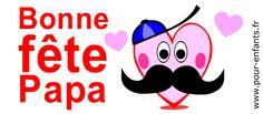 Fête des pères 2016 Dessin de coeur d'amour à imprimer pour FETER les papas moustachus Bonne fête aux papas à moustaches Charades, Snoopy, Fictional Characters, Moustaches, Recherche Google, Sim, Facebook, Inspiration, Happy Birthday Sms