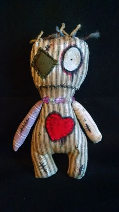 Check out this item in my Etsy shop https://www.etsy.com/uk/listing/260263635/voodoo-doll-juju-doll-art-doll-zombie