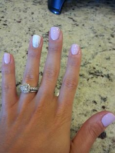 CND Shellac Cake Pop and Cream Puff