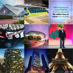 See USGBC's best nine Instagram photos of 2017 | U.S. Green Building Council Leed Certified Buildings, Best Nine, Cost Saving, 2017 Photos, Green Building, Around The Worlds, Architecture, Projects, Instagram