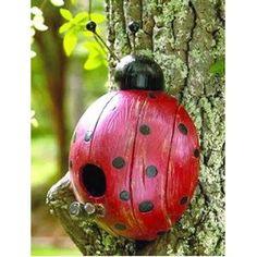 @Martha Szymoniak, it's a birdhouse! ~ How fun - I have this very birdhouse!!!!