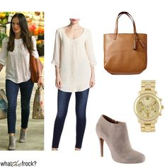 Celebrity Look for Less: Minka Kelly Style