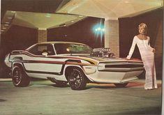 """""""Sonic Cuda"""" - 1970 Plymouth Barracuda"""