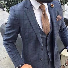 #bespoke 3 pieces #suit: this is a #musthave http://ift.tt/2rCF0B7