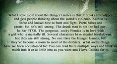 Hunger Games analysis <3