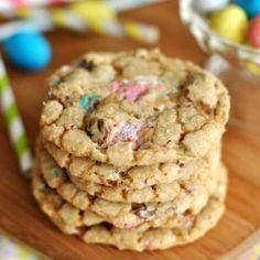 Chewy malt ball cookies Just added my InLinkz link here: http://www.shugarysweets.com/2014/03/50-easter-desserts