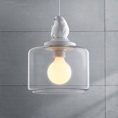 Find More Pendant Lights Information about Modern Pendant Light Bird Glass Pendant Lamp Children Room Hanging Lamp Home Lighting luminaire nordic Light Fixtures,High Quality light bird,China vintage loft Suppliers, Cheap light fixtures from Zhongshan East Shine Lighting on Aliexpress.com