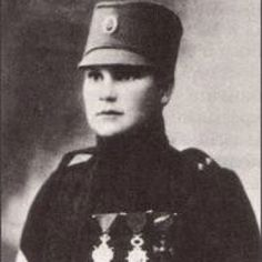 Milunka Savić (Милунка Савић, 1888–1973) was a #Serbian hero during the First World War, recognised as the most decorated female combatant in history. She was wounded no fewer than nine times during her service. During battle, she sustained wounds and it was only then, when recovering from her injuries in hospital, that her true gender was revealed - much to the surprise of the attending physicians. When awarded her first medal, she was promoted to corporal. She received her second Karađorđe…