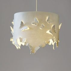 Butterfly Lampshade