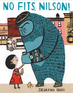 Best Books for Kids 2013: No Fits, Nilson!
