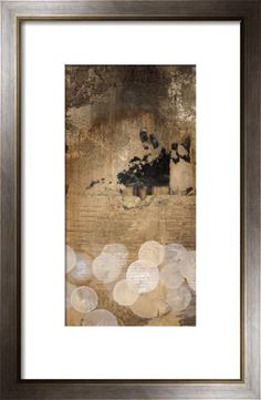 Pearl Essence II by Noah Li-Leger - Framed Art