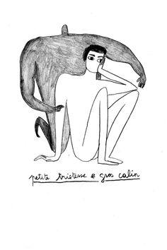Cocofactory Illustration Sketches, Character Illustration, Art Grunge, Academic Art, Art Folder, Urban Art, Cool Artwork, Line Art, Modern Art