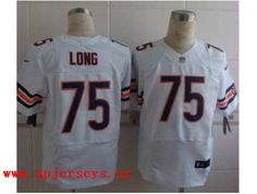 96 Wholesale cheap NFL jerseys Nike Chicago Bears jerseys Elite ...