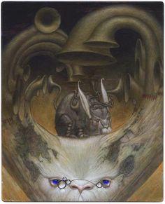 """I Chose the Horns""  ~  Bill Carman"