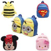 Cute cartoon kids plush backpack //Price: $12.56 & FREE Shipping // #handbag #awesome #bagsdesigns