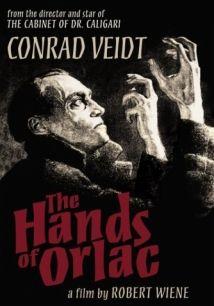 orlacs hande 1924