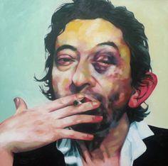 Thomas Saliot; paint